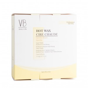 Vanilla Bean Hot Wax 1kg